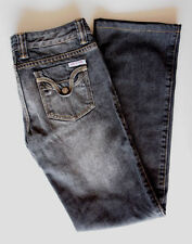 Denim Straight Leg Hand-wash Only Low Rise Jeans for Women