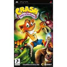 Videojuegos de acción, aventura Crash Bandicoot Sony PSP
