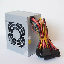 Power-Star 650W-MAX Micro ATX Power Supply 20+4Pin SATA --Brand New