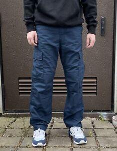 Carhartt WIP Regular Cargo Pant Hose Herren admiral/blau