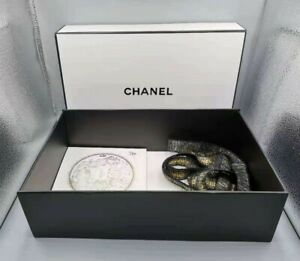 CHANEL Gift Wrapping Box with Ribbon, Card & Envelope