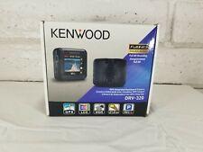 Kenwood DRV-320 HD Portable Digital Car Dashboard Video Camera Recorder Dash Cam