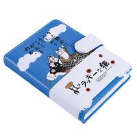 Cute Cartoon Cat Notebook Hand Book Planner Diary Agenda Graffiti Notebook shan