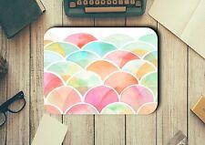 Watercolour Mouse Pad Easy Glide Non Slip Neoprene