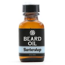 WSP Beard Oil Conditioner (Barbershop) Natural & Hand Crafted in America