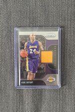 2019-20 Panini Prizm Kobe Bryant Sensational Swatches GameWorn Jersey Patch Card