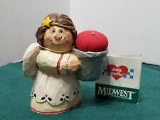 "Midwest Of Cannon Falls Eddie Walker 3.25"" Angel Pin Cushion"