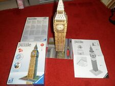 216 Pieces, 41 cm / 16 inches, Ravensburger 3D puzzle Big Ben