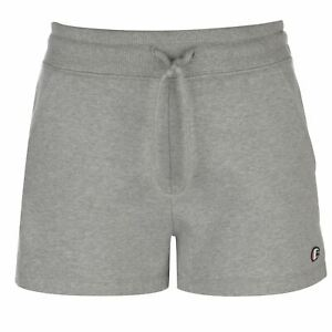 Champion Fleece Logo Shorts Ladies Pants Trousers Bottoms Cotton Tonal Stitching