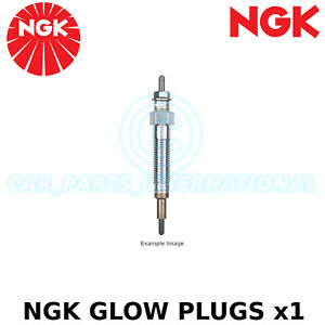 NGK Glow Plug -For Mercedes-Benz c-Class T-Model S204 Estate C 350 CDi (2011-14)