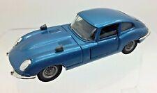 Corgi Toys Blue Jaguar E Type 2+2 4.2 No 335 Super Condition 1:43 Scale