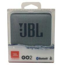 JBL GO2 Tragbarer Bluetooth-Lautsprecher Hellblau mit wasserdichten Design