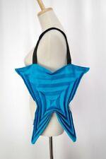 ISSEY MIYAKE me Blue Pleats Bag 078 1601