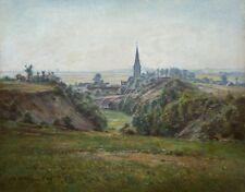 Fritz Köhler (*1887) Öl-Gemälde alt antik Impressionismus Realismus Romantik