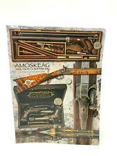Amoskeag Auction Company Firearms Catalog March 23 & 24 2019 No. 121 3869-X