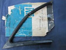 NOS 1968 1972 Chevrolet Nova Vent Window Weatherstrip Seal 9713809 1969 1970 71