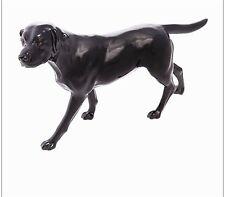 Labrador Walking Dog Figurine-John Beswick Connoisseur Collection - Black