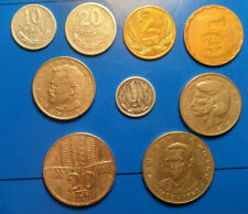 Lot of 9 coins from Poland