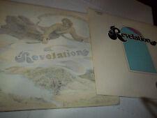 2 lp lot revelation self titled + make a joyful noise early 70s christian jesus
