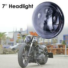 "DOT 7"" inch Round LED Headlight Projector for Yamaha Roadstar V Star Vmax 1200"
