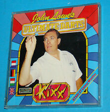 John Lowes Ultimate Darts - Atari ST 520 1040 - PAL