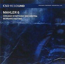 Mahler - Symphony No. 6 - Chicago Symphony Orchestra - CD - NEW and SEALED