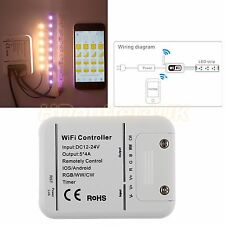 Wireless RGB Wifi LED Strip Controller IOS Android SmartPhone LD686 12-24V 20A