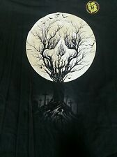 MEN'S 2XL GLOW IN THE DARK T-SHIRT NEW