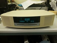 Bose Wave Music System AWRCC6 Player FM/AM AUX Alarm   - Working Ok