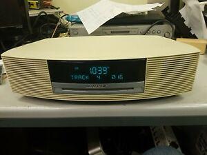 Bose Wave Music System AWRCC6 Player FM/AM AUX Alarm   - Working Ok
