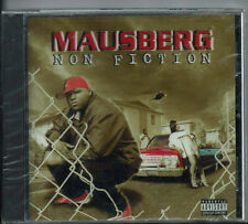 """MAUSBERG - """"NON FICTION""""   (BRAND NEW & FACTORY SEALED '00 SHEPPARD/LANE ISSUE)"""