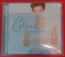 FALLING INTO YOU by CELINE DION (CD, 1996 - Epic - Mexico/USA) BRAND NEW SEALED!