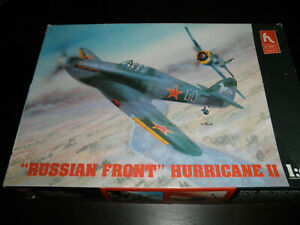 1/48 HURRICANE II Russian Fighter by Hobby Craft