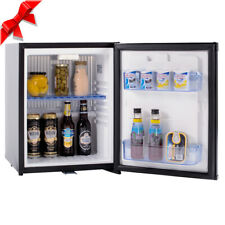 Smad 1.0 cu ft Rv Camper Ac/Dc Fridge Truck Absorption Refrigerator Mini Cooler