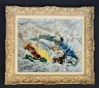 LILY MASSON (1920-2019) Fille du peintre André MASSON // Oeuvre Surréaliste (90)