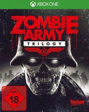 xBoxONE xBox ONE Microsoft * Zombie Army Trilogy * inkl. OVP