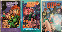 Gen 13 Collected Edition(1st Print)+ Starting Over TPB, 0 J.Scott Campbell Lee!!
