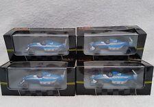 onyx f1 diecast 1 43 1992 ,135 ligier gitanes js37 Thierry Boutsen x 4 cars