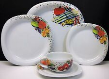 Rosenthal China Suomi Still Life 5 Piece Place Setting Service for 1 (Unused)