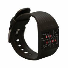 Binary watch | professional | for men | unique accessories japan