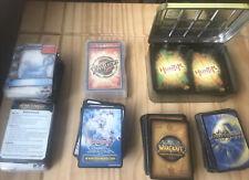 More details for trading cards bundle huntik, duel masters, kaijudo, redakai, wow, monsuno