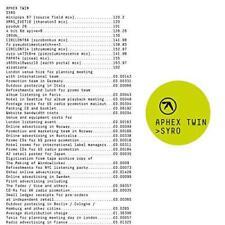 Aphex Twin-Syro (nuevo 3 Vinilo Lp)