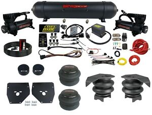 Complete Air Ride Suspension Kit Level Ride 3 Preset Bluetooth APP For 73-87 C10