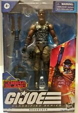 "G.I JOE Classified ""Roadblock"" Cobra Island Target Exclusive Hasbro 2020"