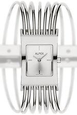 Alfex Damenuhr 5580/001 Quarz Schweizer Qualität UVP 240 EUR