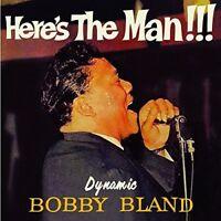Bobby Bland - Here's The Man + 10 Bonus Tracks [New CD] Bonus Tracks, Rmst, With