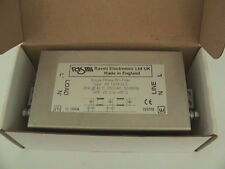 RASMI ELECTRONICS  FILTRO RFI TYPE: ET/RF 1035-DLC 35A 250VAC 50-60Hz 1PH