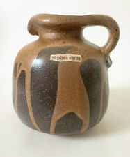 60s Gerda Heuckeroth Keramik Carstens Atelier Vase ceramic west german pottery