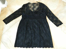 NWT JS COLLECTIONS Lace Cocktail Sheath Dress 22W