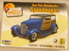 Revell 1/25 Dan Finks Metalworks Speedwagon Model Kit 4373